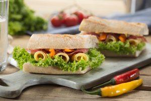 Sandwich Kornet
